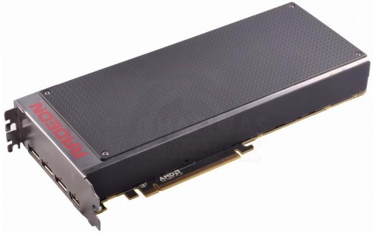 XFX Radeon Pro Duo Sur la photo et prix!