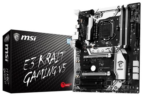 Deux grosses cartes mères qui supportent les Xeons chez MSI