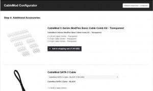CableMod Configurator modding