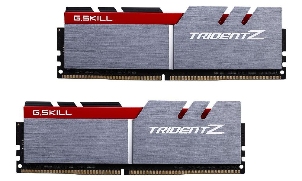 G.Skill dévoile un joli kit DDR4-3600 CL15 16GB