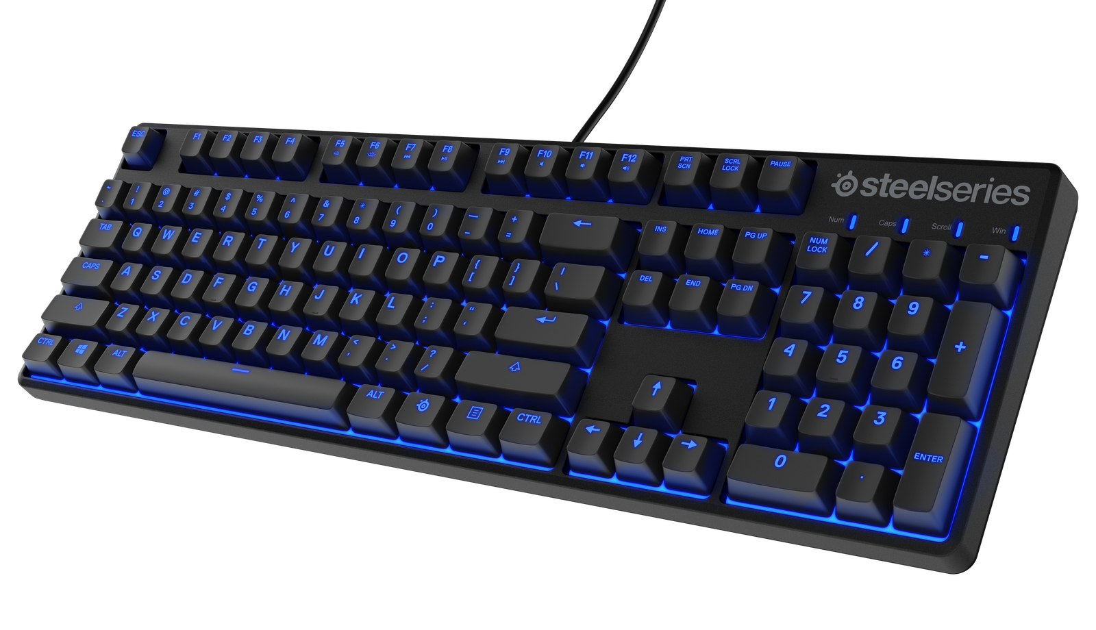 SteelSeries lance un clavier gaming compact