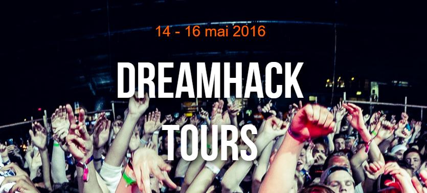 DreamHack Tours 2016 J-4