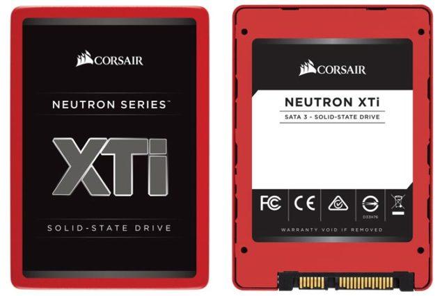 Corsair annonce officiellement le Neutron XTi