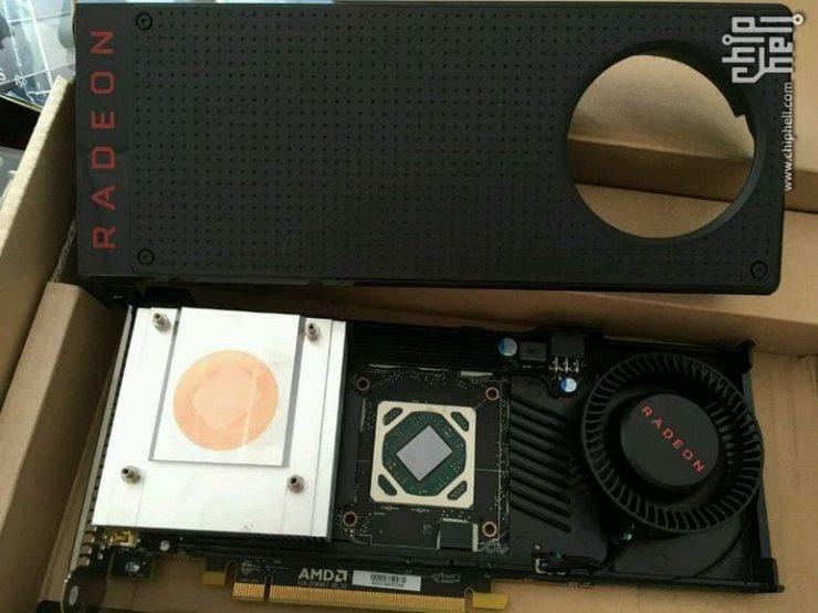 Les ragots autours de l'AMD Radeon RX 480
