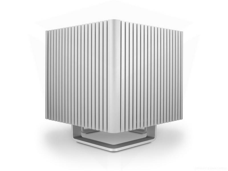Streacom DB4 : un cube fanless