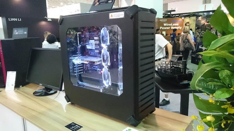 Lian Li dévoile un nouveau boitier de la gamme ArmorSuit