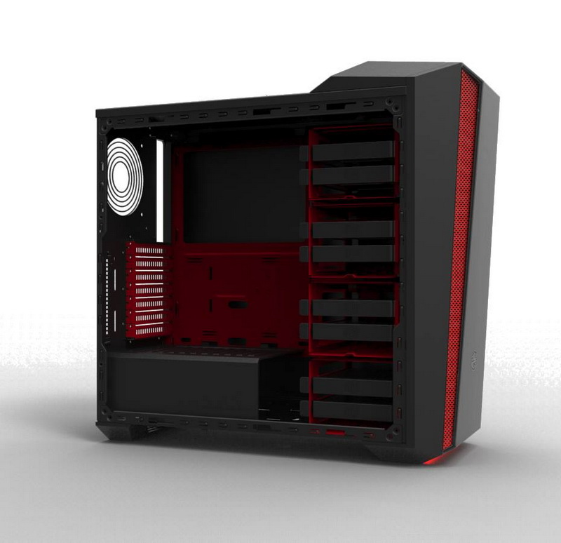 MasterBox 5T