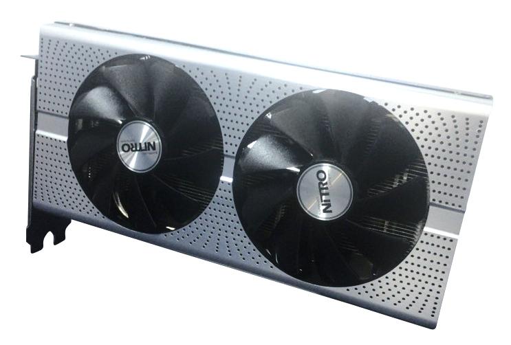 Sapphire dévoile sa Radeon RX 480 Nitro en photos