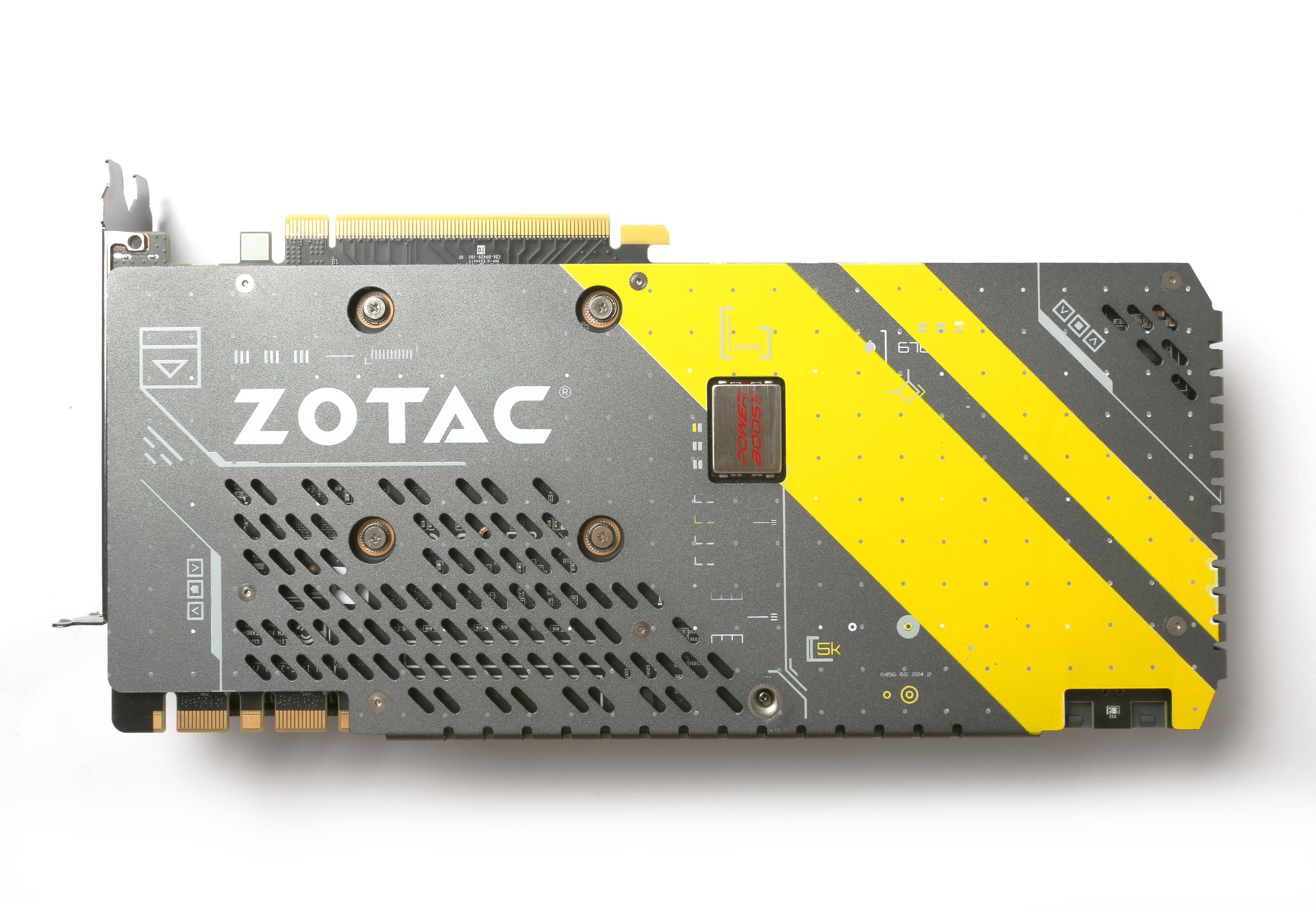 ZOTAC lance trois GeForce GTX 1070