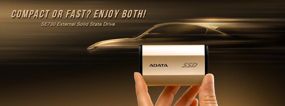 Un SSD externe petit mais costaud chez ADATA