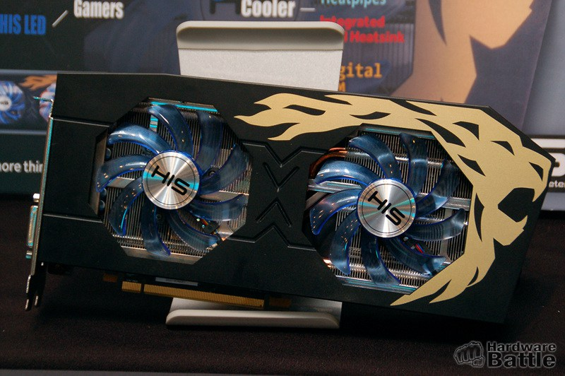 HIS dévoile sa RX 480 IceQX2 Roaring