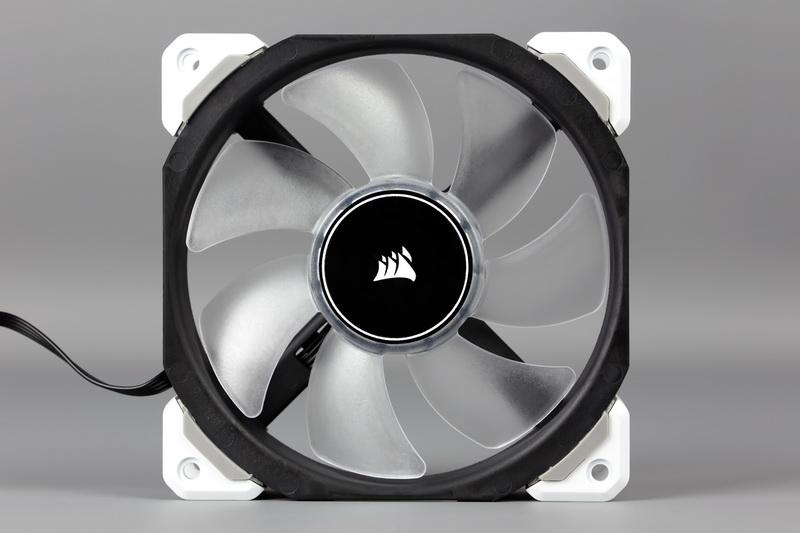 [TEST] Ventilateur Corsair ML120 et ML140