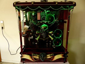 Thermaltake_2016 Thermaltake CaseMOD Invitational Season 1_ Ali Abbas's Piracy and Prophecy_ 2nd Place