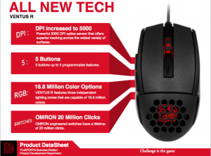 Tt eSPORTS VENTUS R Optical Gaming Mouse_1