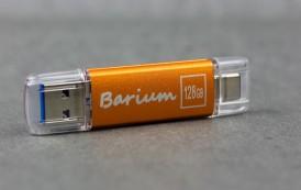 [TEST] Cle USB MX Technology MX-Barium 128 Go