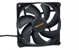 [TEST] Ventilateur BeQuiet! SilentWings 3