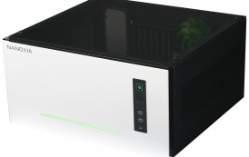 Nanoxia sort un boitier à tiroir