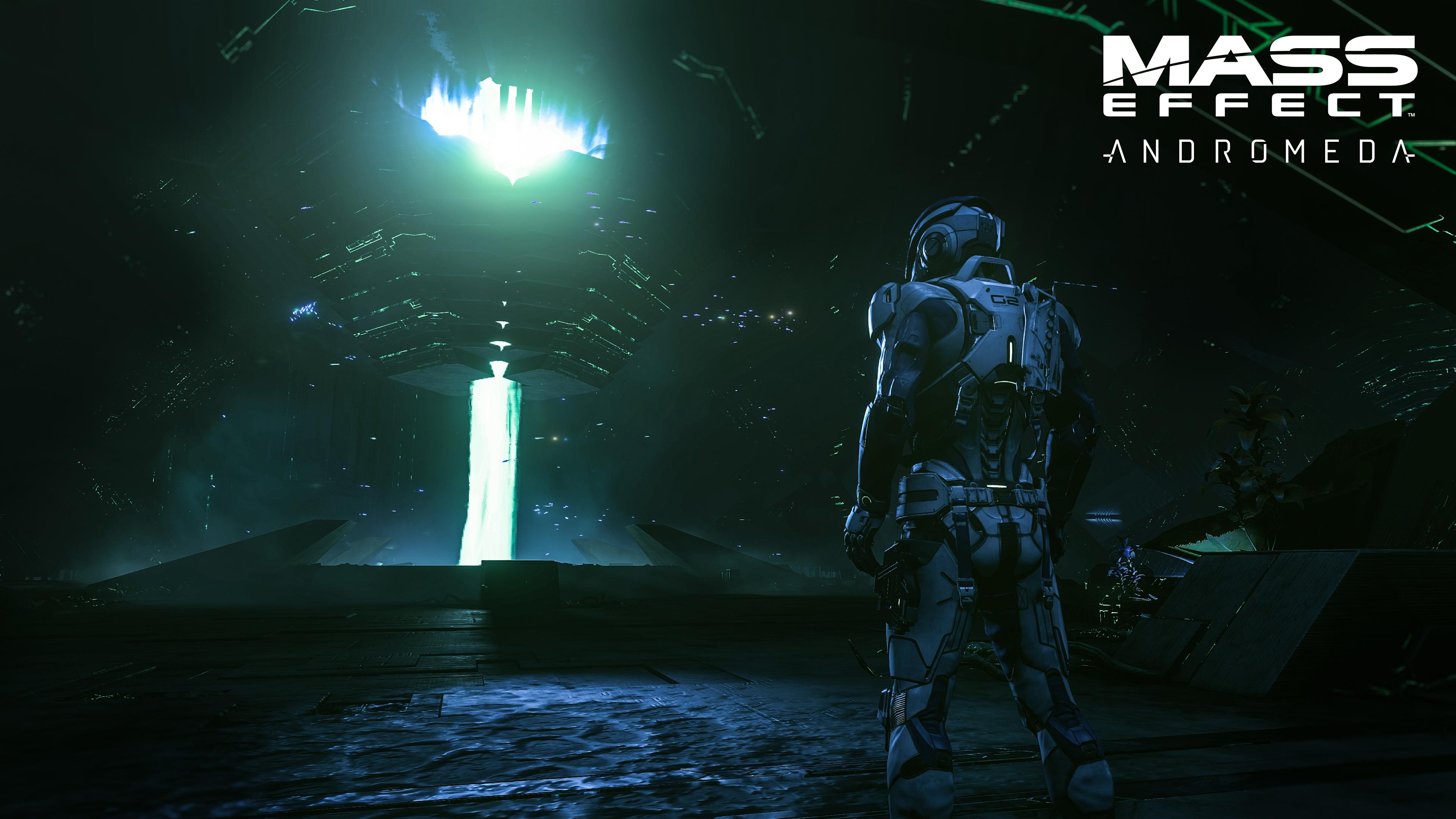 Mass Effect – Andromeda un incroyable teaser en 4K!