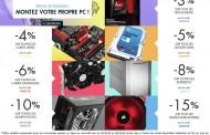 [BON PLAN] 7 catégories en promo pour monter votre PC