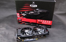 [TEST] XFX RX480 RS 8GB