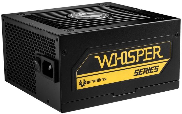 BitFenix lance une nouvelle gamme d'alim la Whisper M