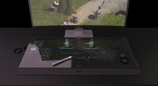 Dell tease son bureau intelligent