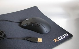 [TEST] FNATIC : Souris FLICK G1 et tapis FOCUS G1