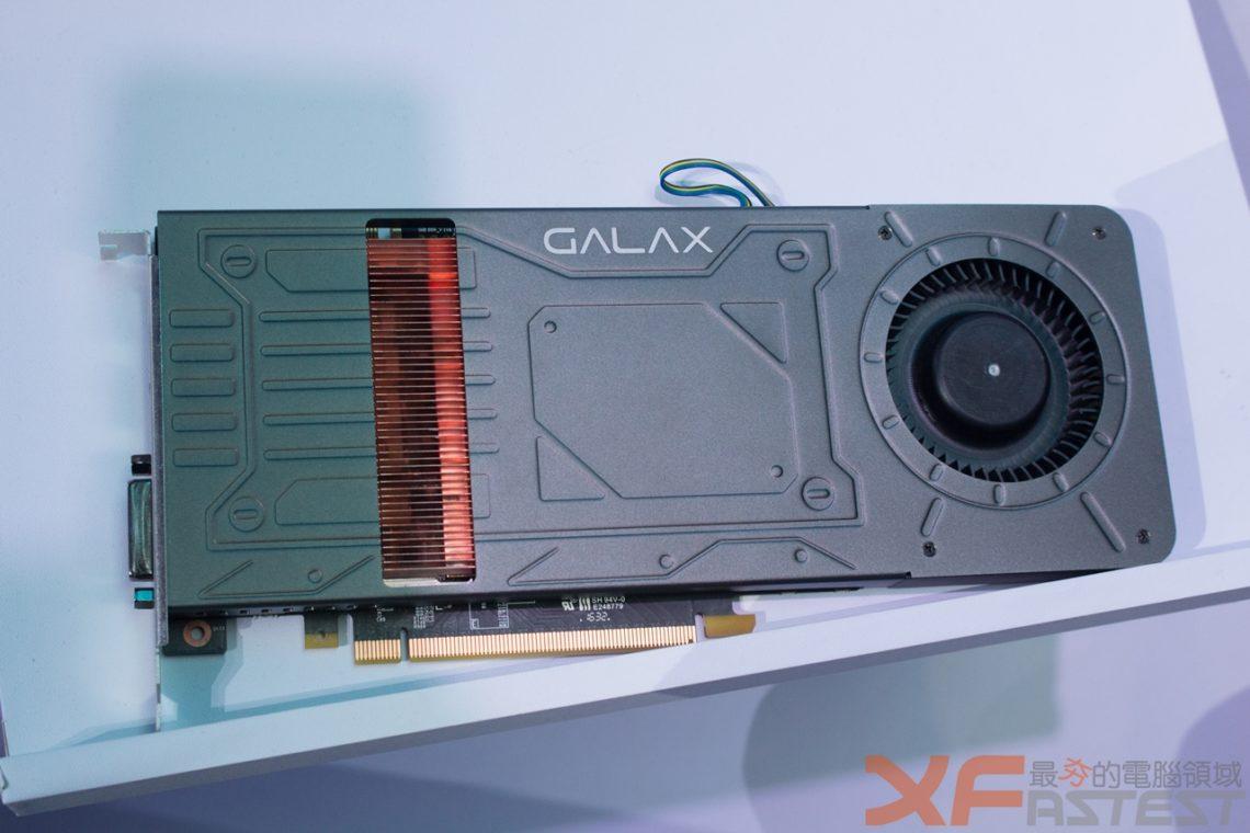 GALAX lance une 1070 single slot