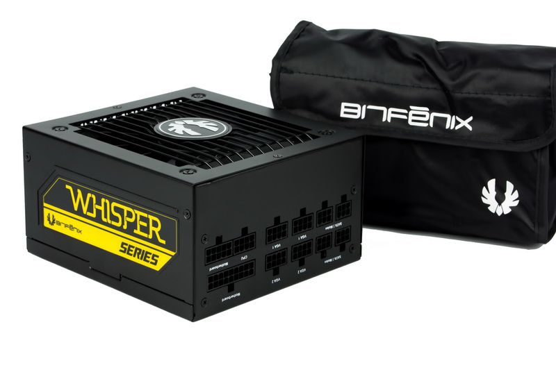 [TEST] Alimentation Bitfenix Whisper 650W