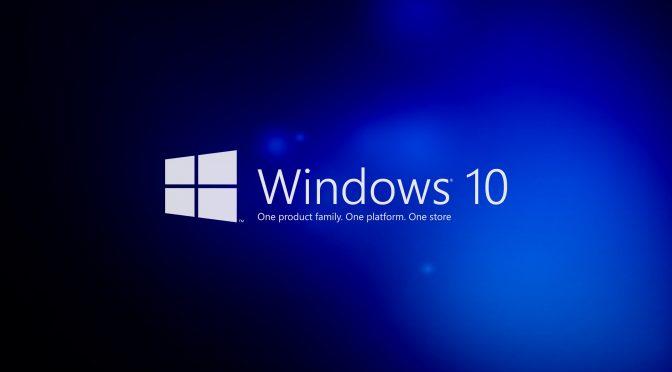 Bientôt un mode gaming pour windows 10