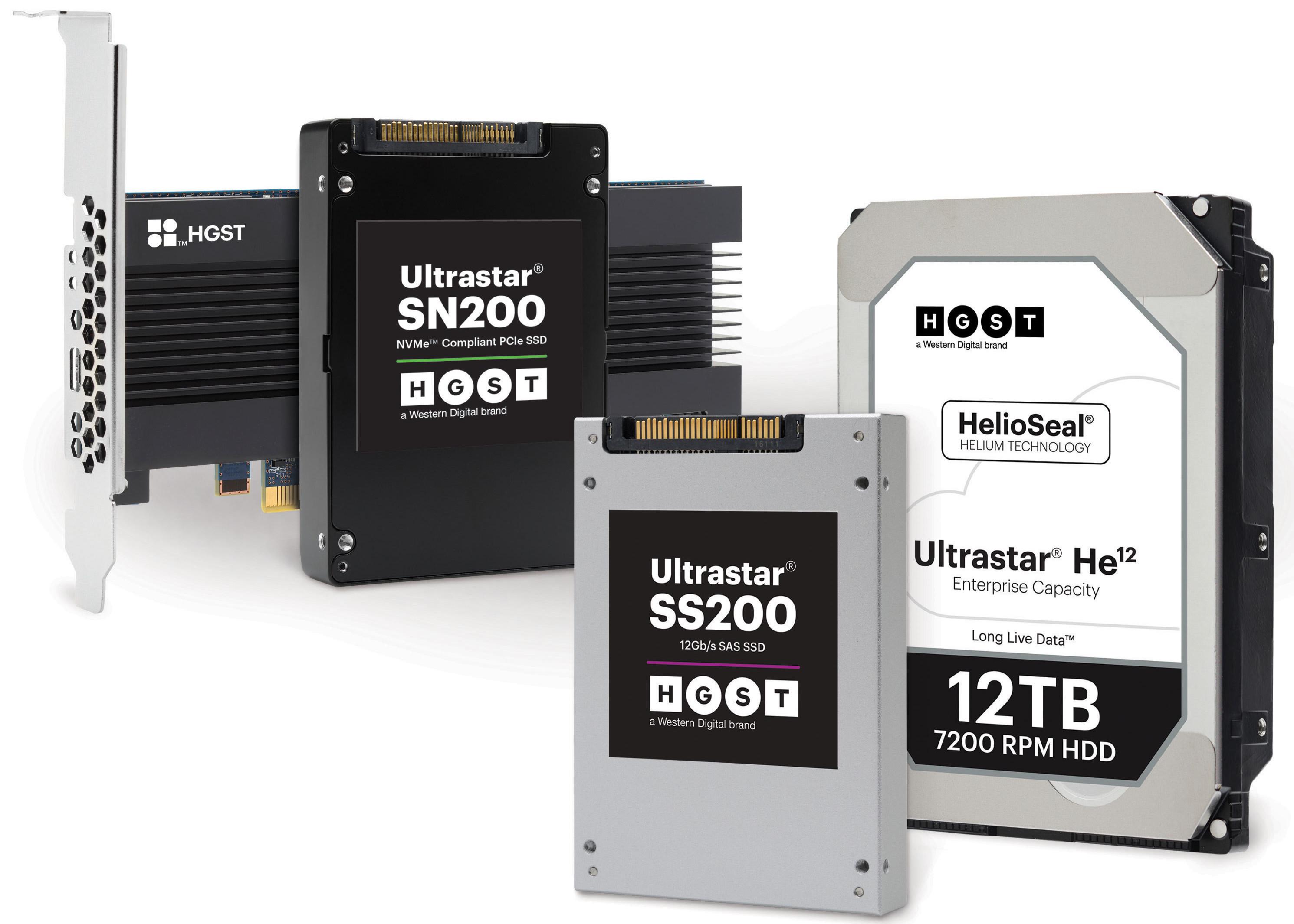 Un SSD de 7.68TB chez WD mais seulement pour les pros