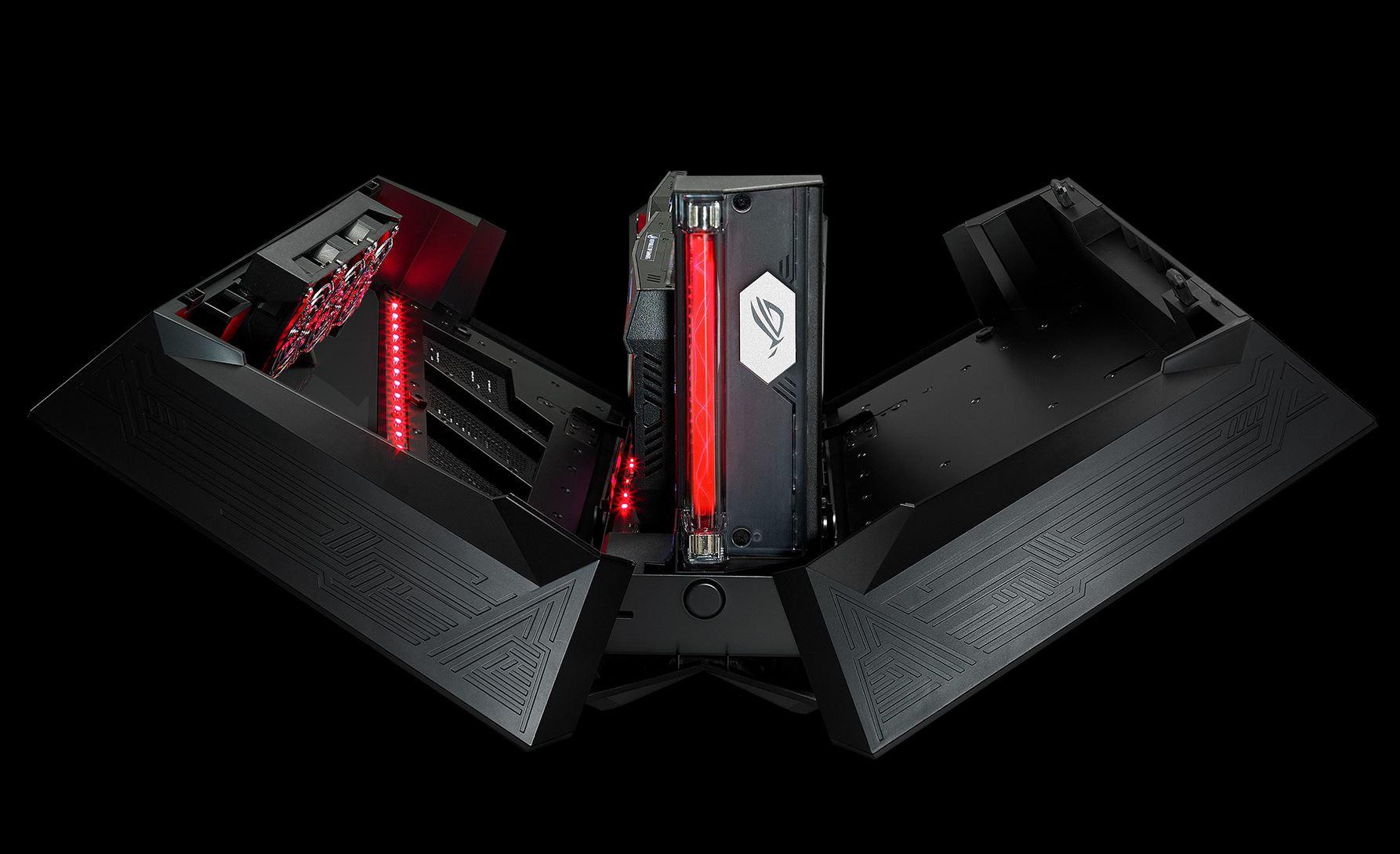 ASUS lance un nouveau boitier externe pour GPU