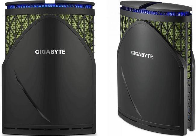 Gigabyte présente un Brix Gaming