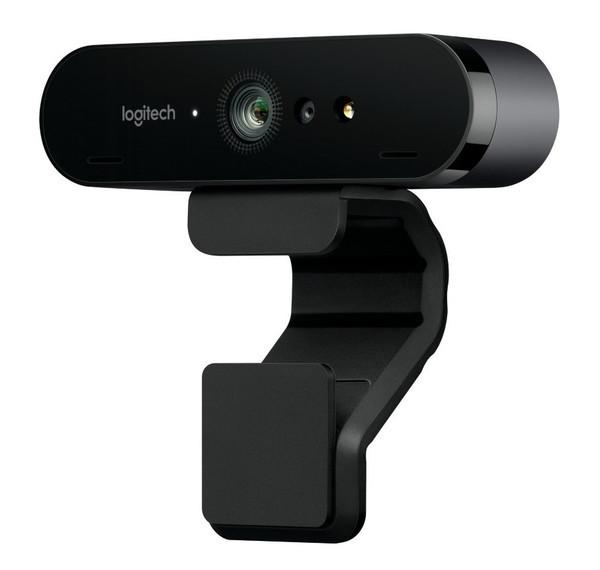 Logitech annonce une webcam 4k