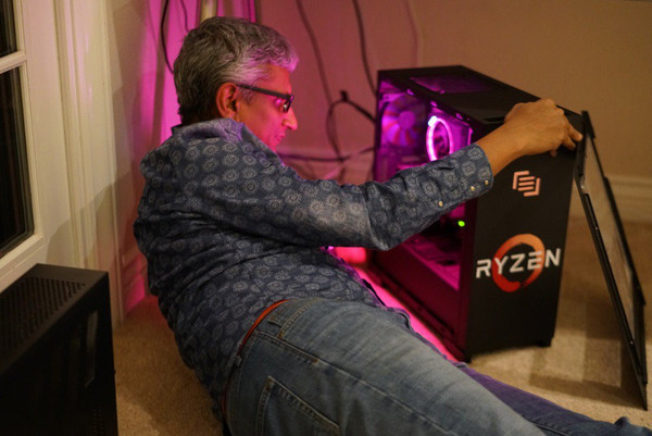 AMD Ryzen 7 1800X / 1700X / 1700 les ventirads stocks se confirment