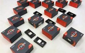 AMD Ryzen 7 1700X et 1700 pourraient atteindre facilement 4GHz sur les 8 Cores en air cooling