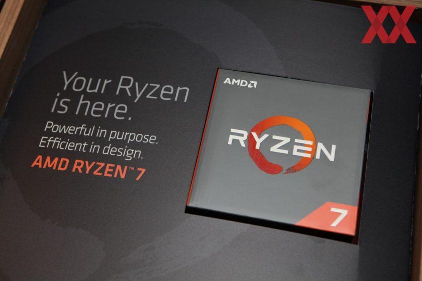 Ou sont les Ryzen 5 et 3?
