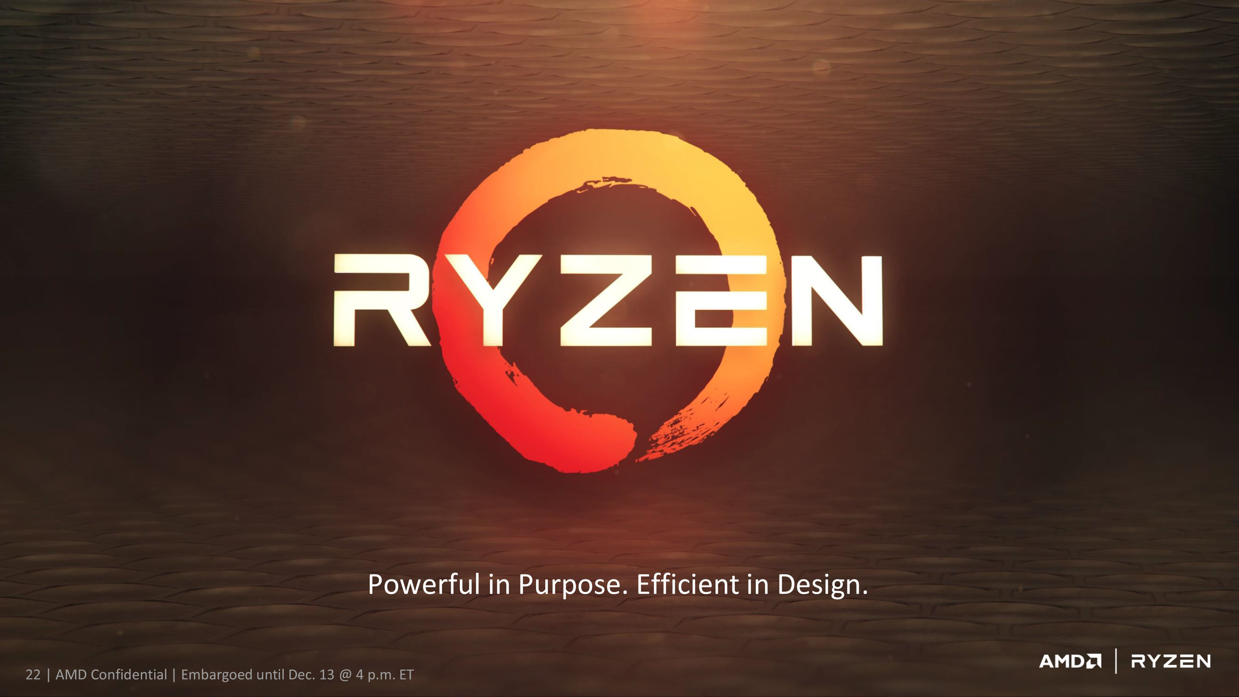 Première fuite des tarifs des R7 Ryzen d'AMD