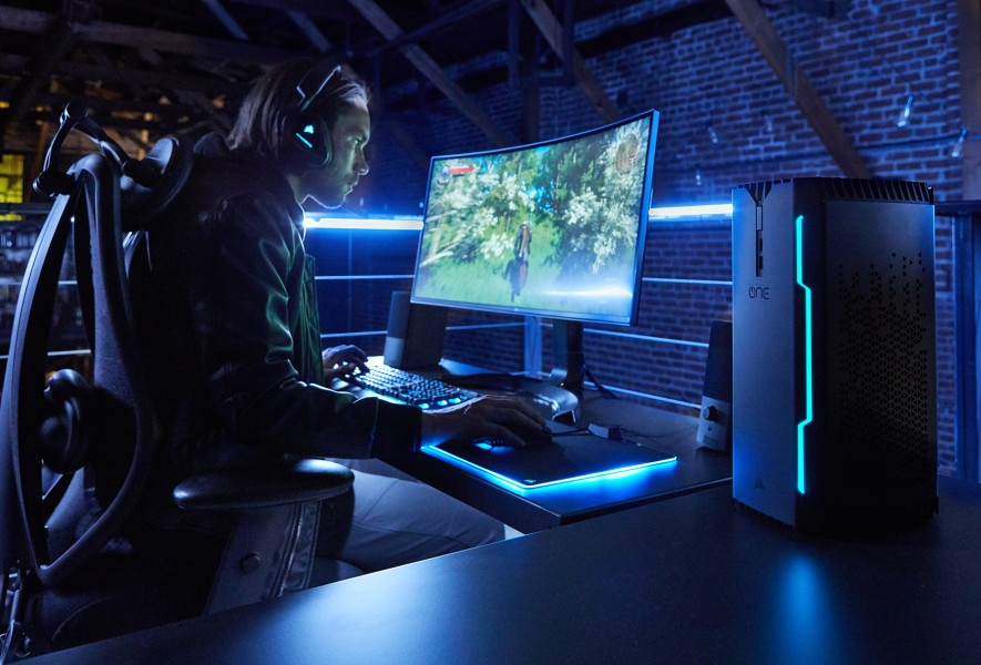 Corsair annonce son pc Gaming