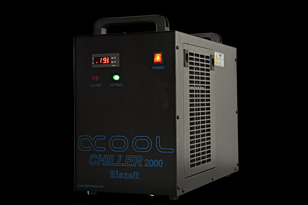 Alphacool annonce le Ice Age 2000 Chiller