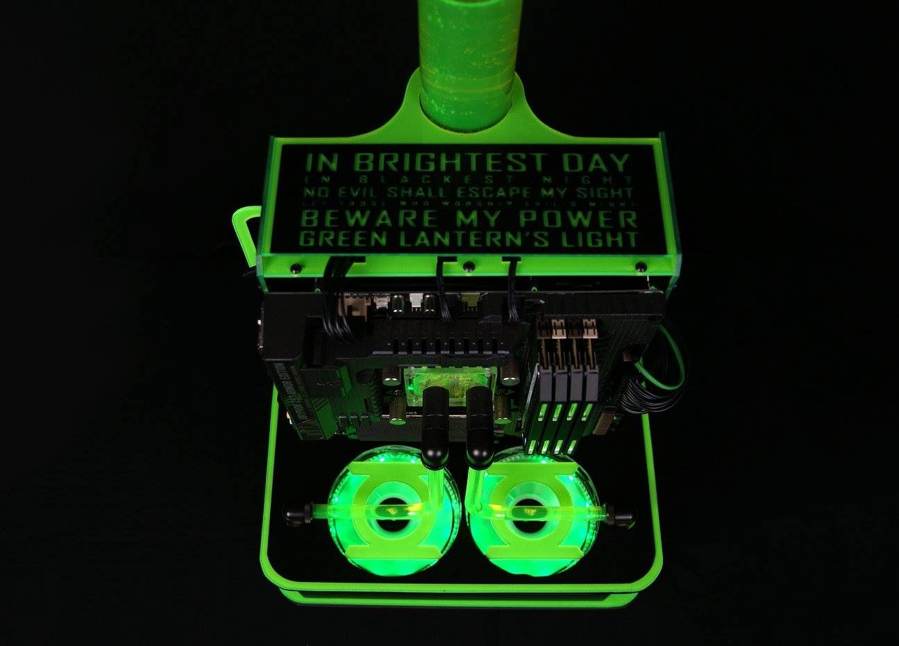 [MOD] Green Lantern par Richard Keirsgieter
