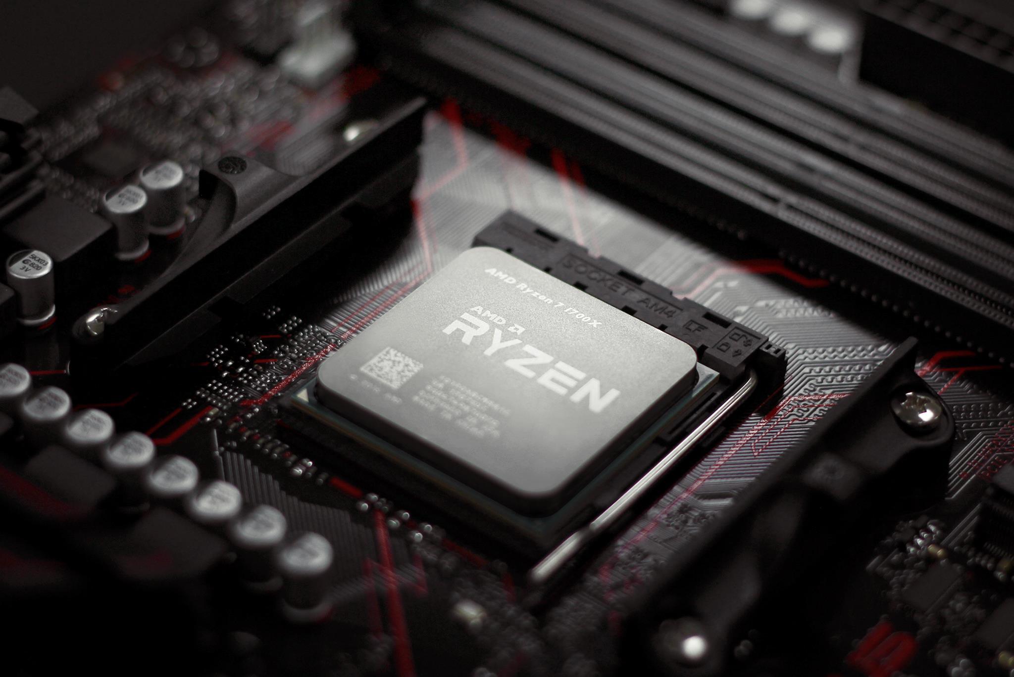 Feuille de route d'AMD : APU et Zen2