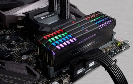 Corsair lance de la DDR4 RGB