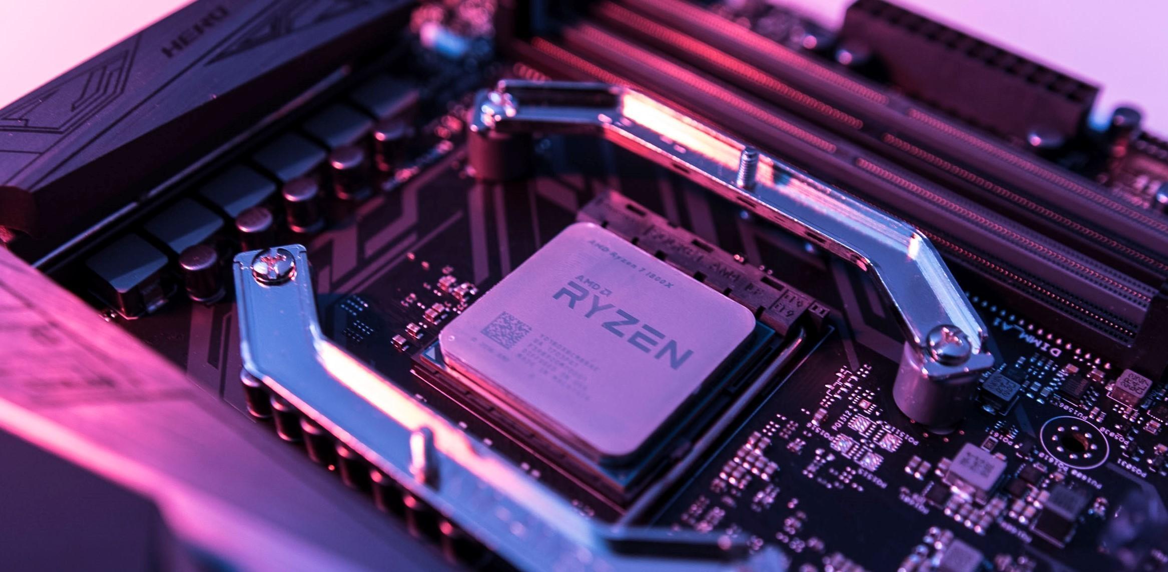 Les Ryzen 5 seront lancés le 11 Avril