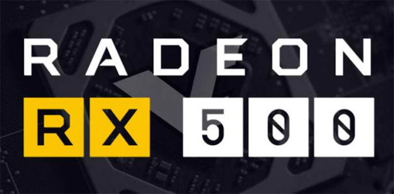 AMD retarde la série RX 500 d'une semaine