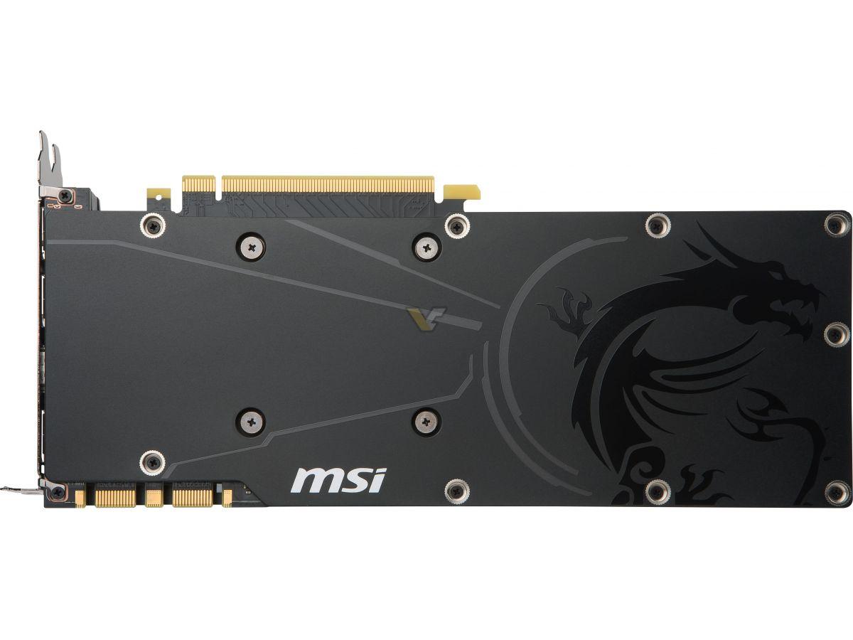 MSI lance sa 1080TI Sea Hawk X