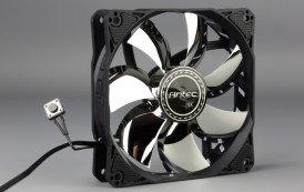 [TEST] Ventilateur Antec Rainbow 120