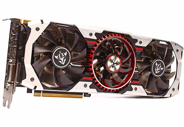 Colorful lance sa GeForce GTX 1080 Ti iGame Vulcan