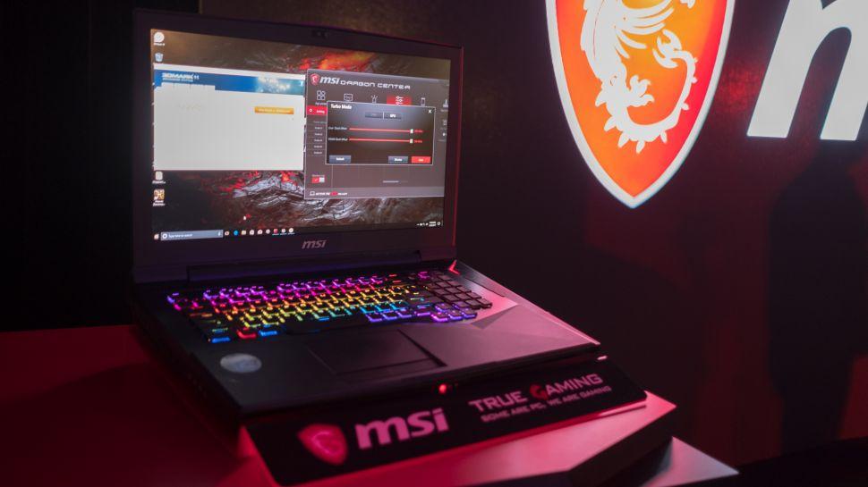 Un gros portable gaming chez MSI