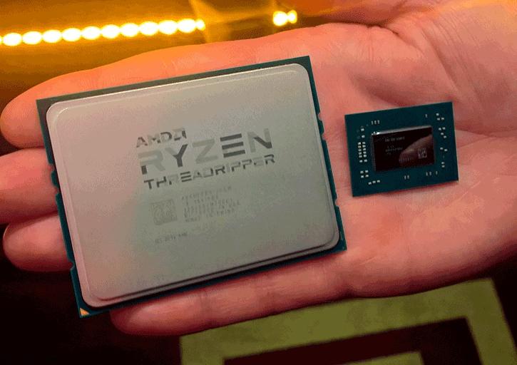 On connait enfin les spécifications des Processeurs AMD Threadripper